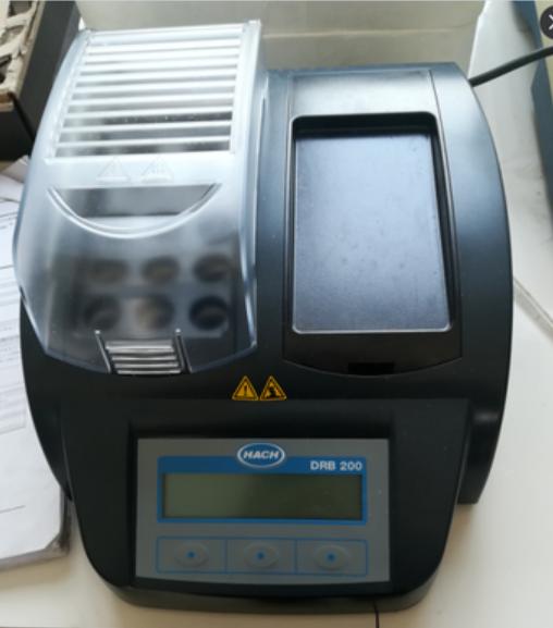 Hach哈希DRB200 COD消解仪器TOC总磷总氮加热消解LTV082.80.40001    16mm×15孔