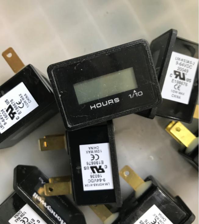 霍尼韦尔Honeywell 液晶显示器传感计数器 LM-HS3KS-T14   12-48V
