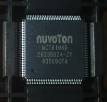 NCT6106D NUVOTON LQFP128