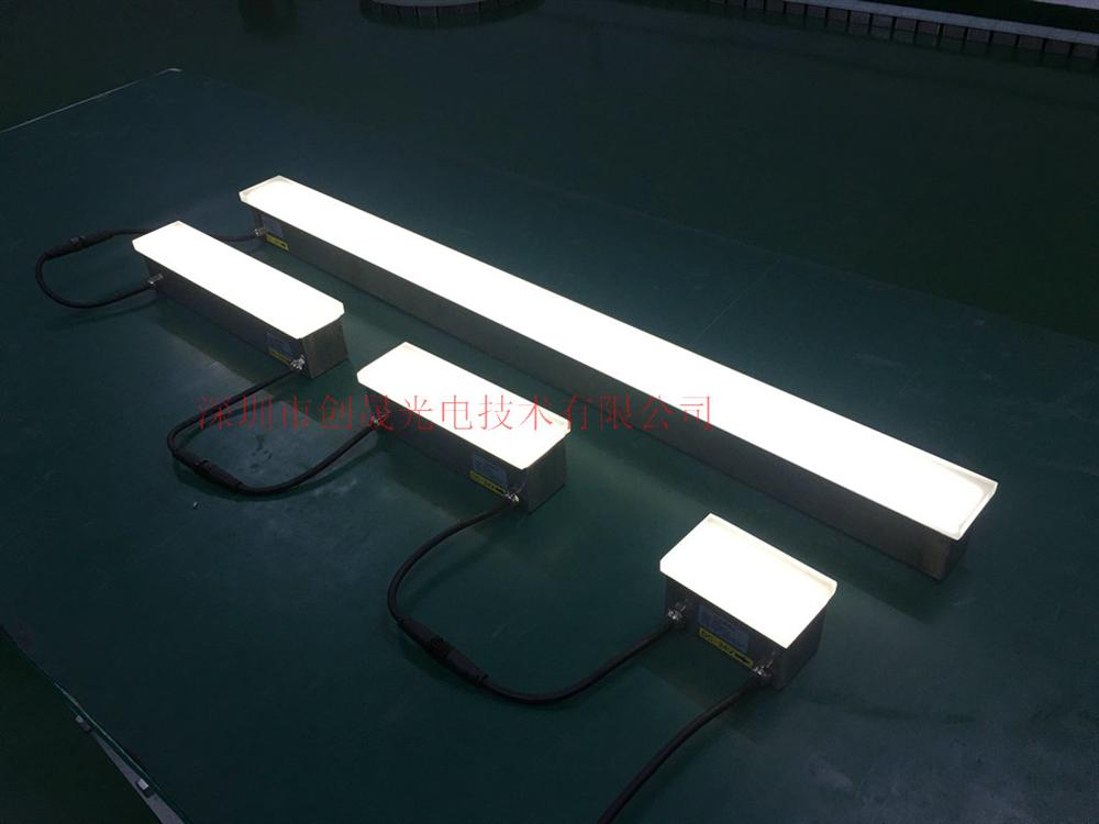 LED广场埋地灯-LED发光地埋灯带