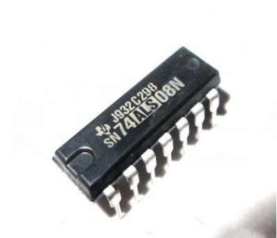 SN74ALS08N TI 14-DIP