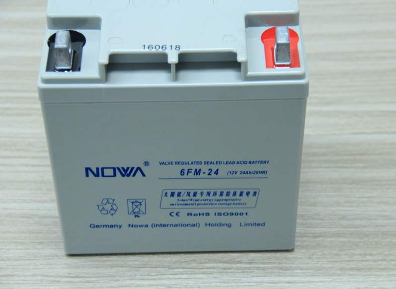 诺华NOWA蓄电池6FM-17尺寸12V17AH现货