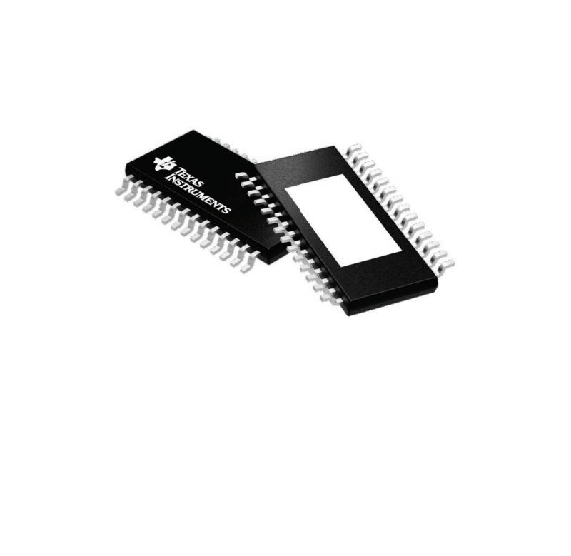 DRV8811PWPR  控制器和驱动器