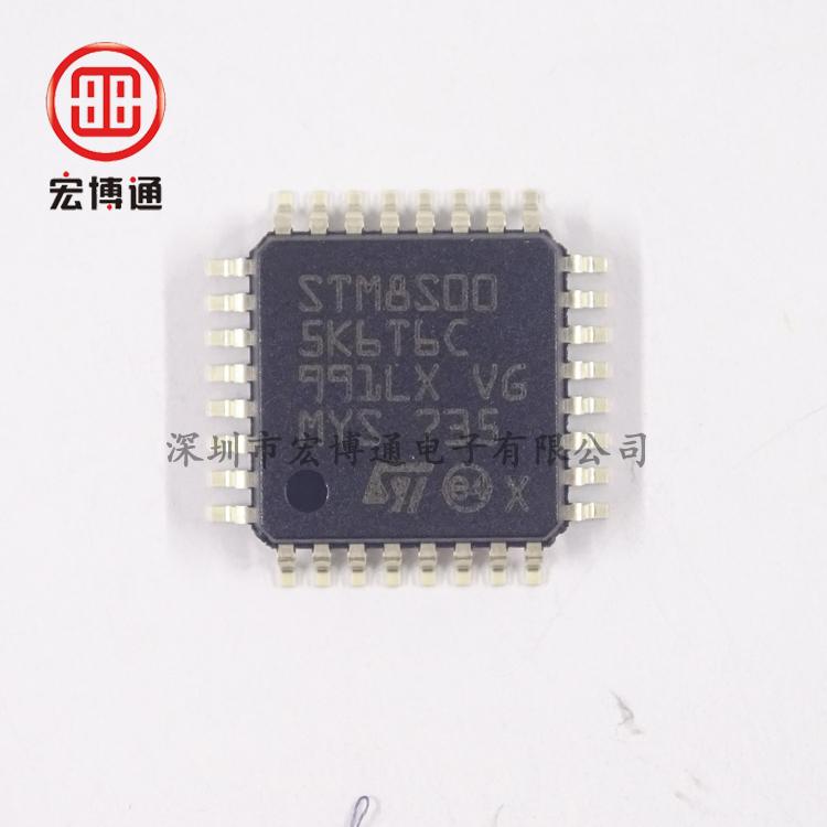 STM8S005K6T6C