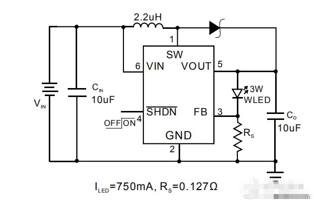 LED手电筒驱动电源IC的设计