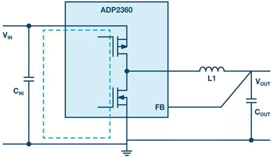 在开关模式PCB上,电感放哪最合适