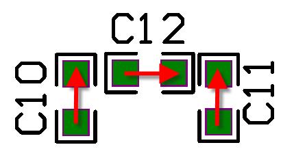 PCB丝印位号调整方案
