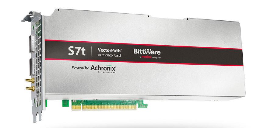 Achronix白皮书 - 软件定义的硬件提供打开高性能数据加速大门的钥匙